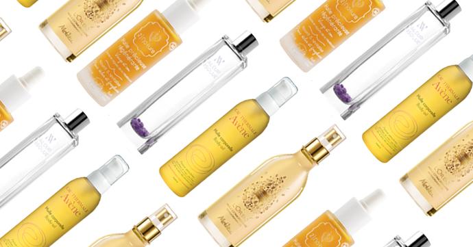 L'huile sèche qui hydrate votre peau