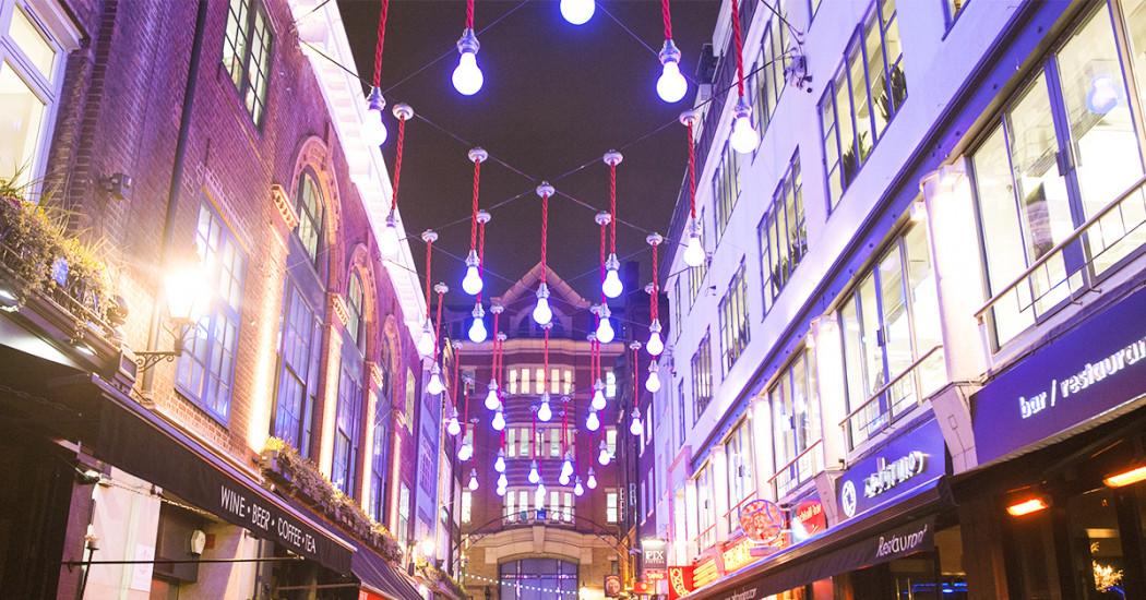 Faites votre shopping de Noël à Londres avec Eurostar !