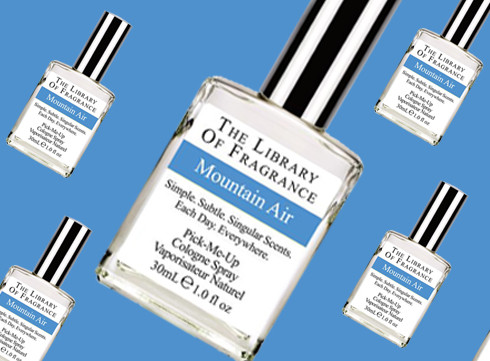 Crush of the Day: la cologne Mountain Air by The Library of Fragrance