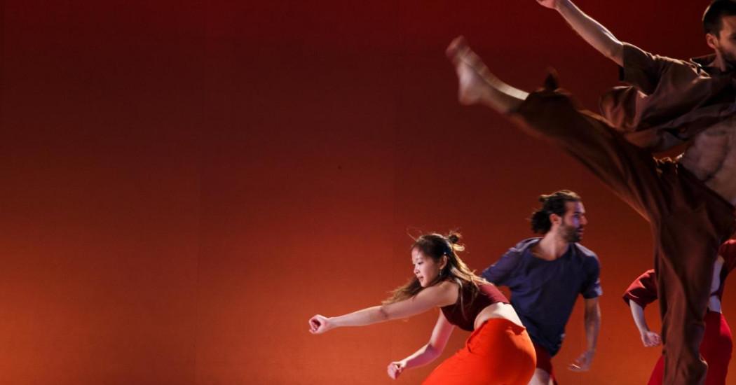 Bon plan culture: Gioia et les danseurs