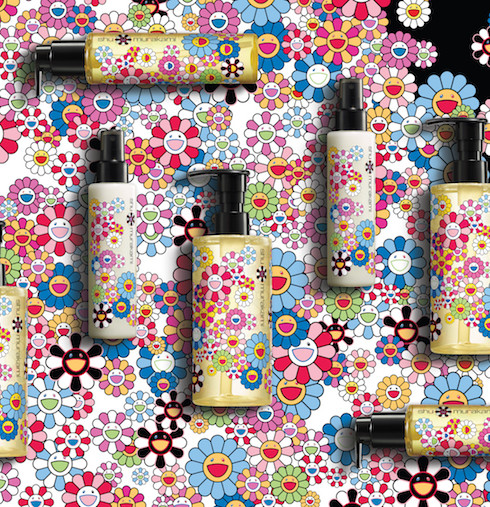 Crush of the Day: la ligne Holiday Murakami x Shu Uemura