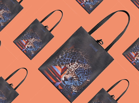 Crush of the Day: le Tote Bag de Just Cavalli