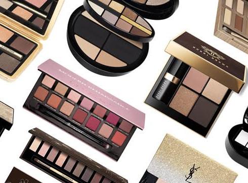 8 palettes de maquillage à offrir (ou à recevoir)