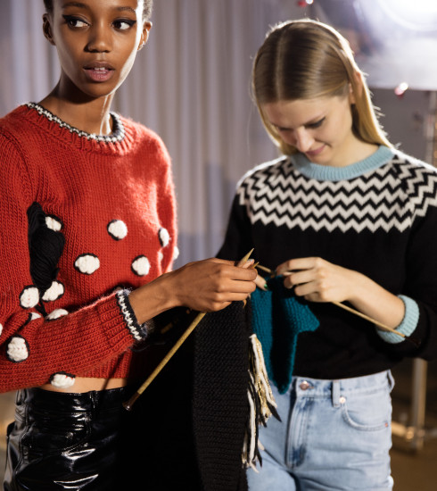 Crush of the Day: le pull de Noël DIY & Other Stories