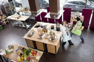 Cours de cuisine MMMmh Marie claire Belgique
