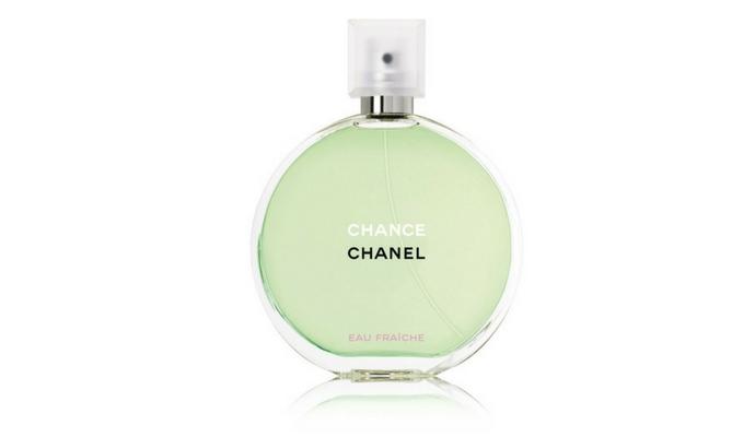 Chanel Chance Greenery