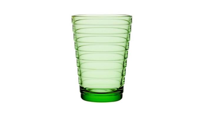 Iitala verre Greenery