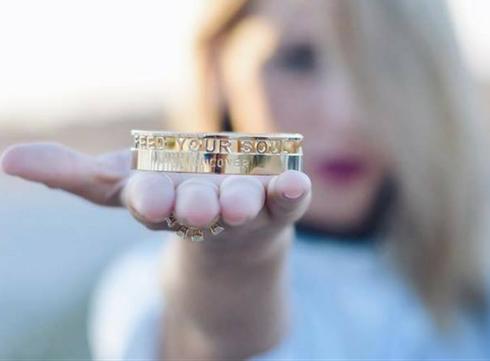 Spell On Me: des bracelets qui parlent de nous