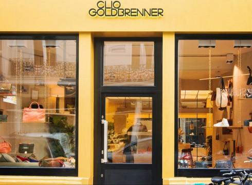 Ouverture du premier flagship store de Clio Goldbrenner