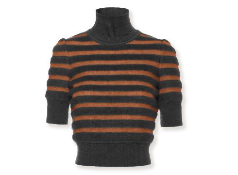 Crush of the Day: le super soft mini sweater de Blumarine