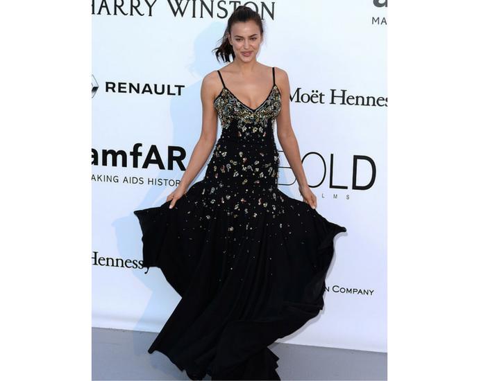 Irina Shaek looks 2016
