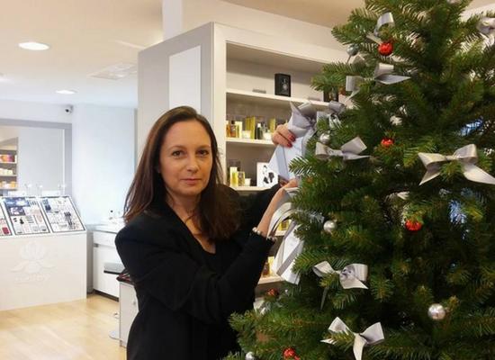 Valérie Deuquet, amoureuse des parfums de niche.