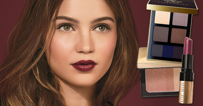 Crush of the day: la collection Wine & Chocolate de Bobbi Brown