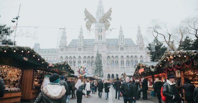 Notre sélection de marchés de Noël!
