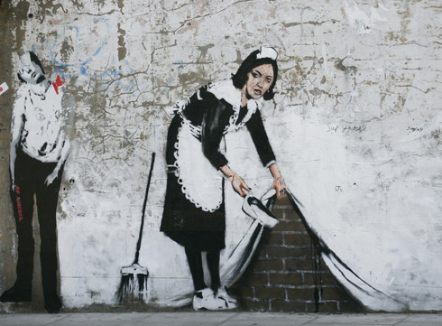 Expo: The Art of Banksy arrive à Anvers