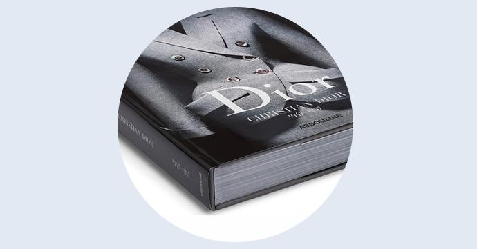 Crush of the day: le livre Dior par Christian Dior