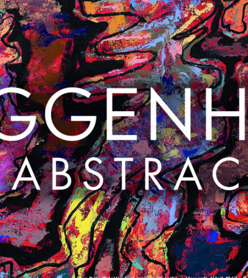 Gagnez vos tickets VIP pour l'exposition GUGGENHEIM. FULL ABSTRACTION et son cocktail !