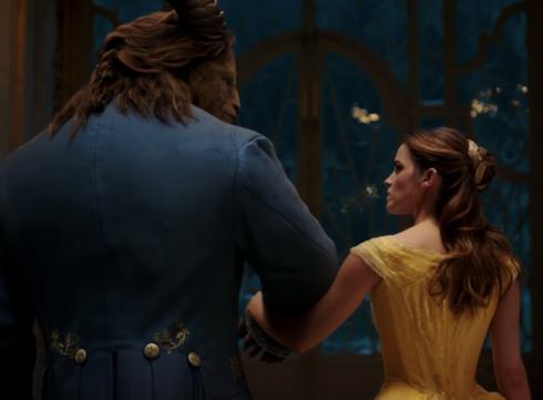 La bande-annonce finale et enchanteresse de «La Belle et la Bête»