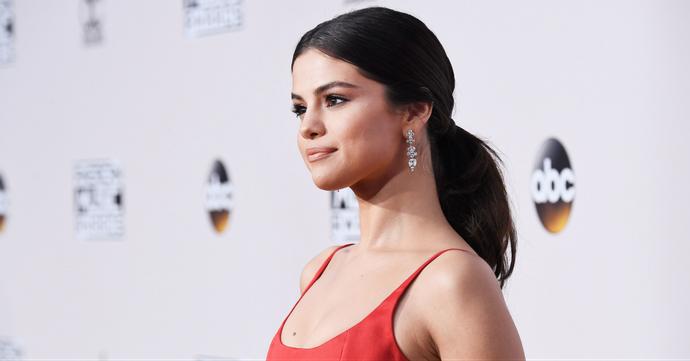 Coach New York loves Selena Gomez