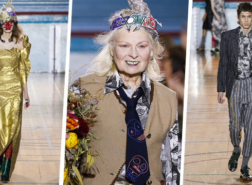 Fashion Week: Vivienne Westwood bouscule les codes