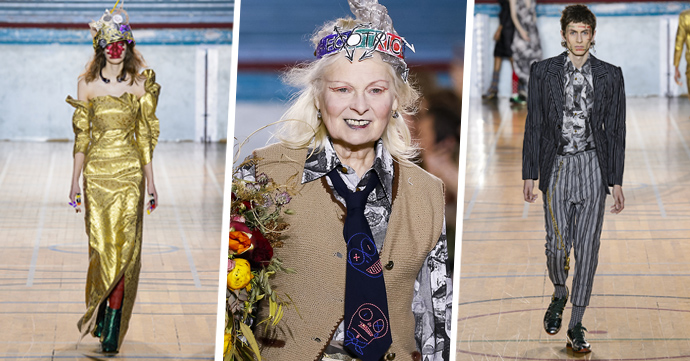 Fashion Week: Vivienne Westwood bouscule les codes