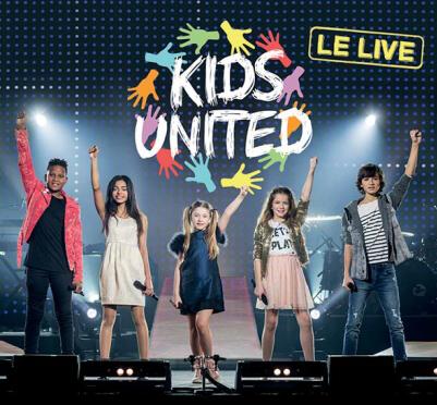 Kids United le live