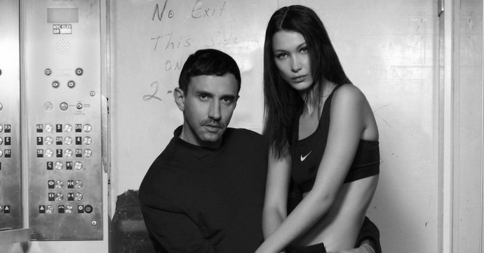 Collab: Riccardo Tisci x NikeLab