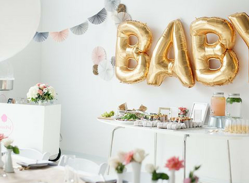 Baby Shower Party: les marques belges à privilégier