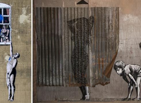 Le Verdict: l'expo Banksy à Anvers