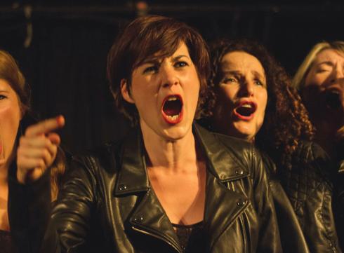Théâtre: pourquoi on ira au Cirque des Femmes