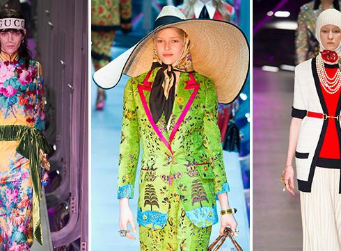 Fashion Week de Milan: le défilé Gucci automne-hiver 2017-2018