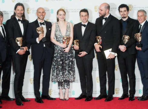 BAFTA 2017: les plus beaux looks du tapis rouge