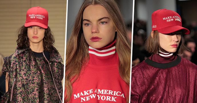 Quand la mode se révolte face à la politique