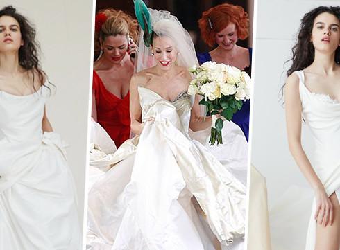 Les robes de mariée façon «Sex & the City» de Vivienne Westwood