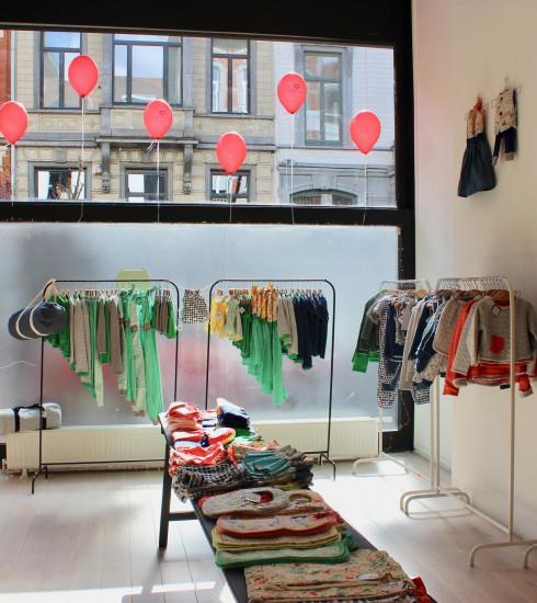 Pop-up store: Bonjour Maurice dévoile sa nouvelle collection