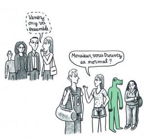 Comment réagir face au harcèlement de rue - 2