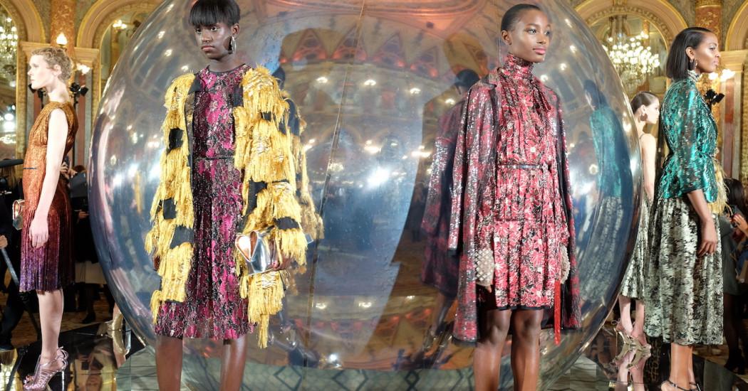 En direct de la Paris Fashion Week