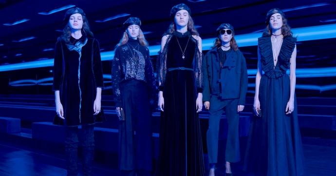 Les secrets de fabrication de Dior