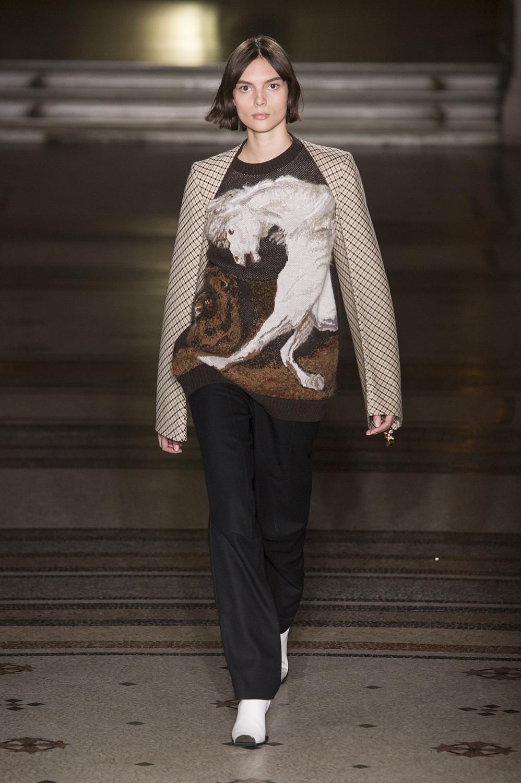 Paris Fashion Week: le défilé Stella McCartney automne-hiver 2017-2018 - 5