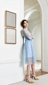 Mariages: Une jolie robe de demoiselle d'honneur - 1