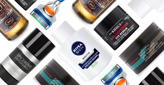 Beauté: 6 produits à emprunter aux hommes