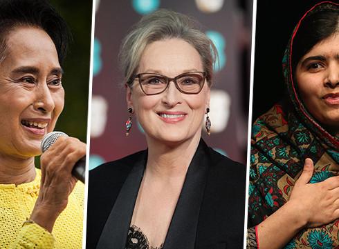 Huit femmes qui changent le monde