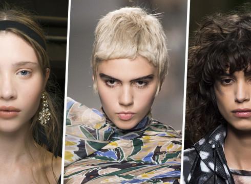 Tendances coiffures: 10 idées pour le printemps