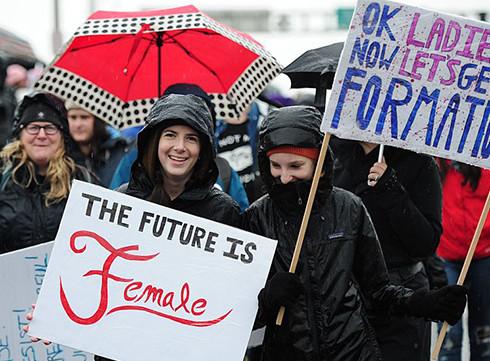 Le jour où je suis devenue féministe