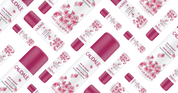 Crush of the day: l'Eau de Raisin Caudalie en édition limitée