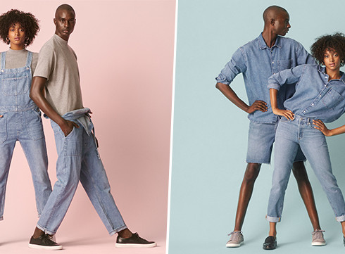 Denim United, une collection unisexe et éco-responsable signée H&M