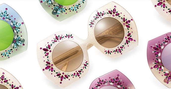 On veut toutes des lunettes de soleil de créateur
