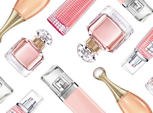 Les nouveaux parfums qui sentent le printemps