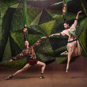 Repetto x Coralie & Paul Van Haver: pas de danse avec Mosaert - 1