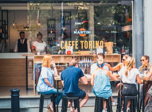 Hotspot: le premier bar à Negroni de Belgique